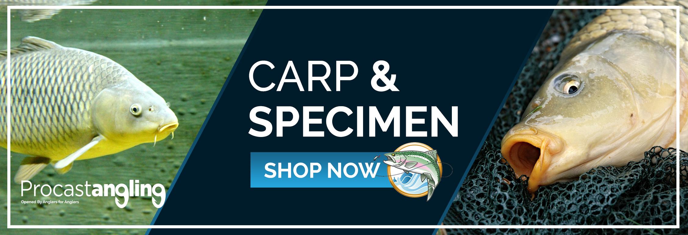 Carp & Specimen
